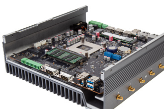 Karbon 700 Expandable High-Performance Edge Computer