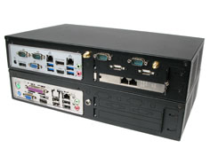 OnLogic Compact Case with 4x Hot Swap Bays