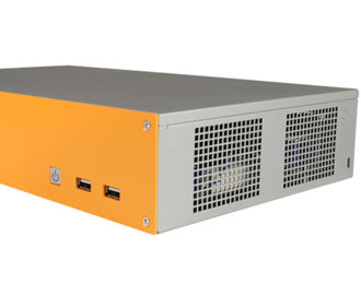 Commercial Intel Apollo Lake Mini-ITX Expandable Computer