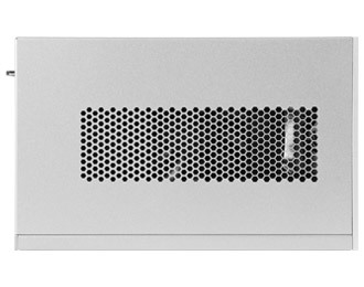 High-Performance Industrie-Edge-Mini-Server mit Lüfter und Xeon
