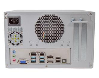 Industrial Intel Coffee Lake Xeon E Edge Server