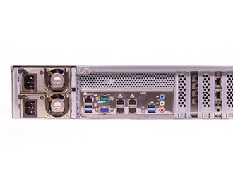 2U Rackmount Intel Cascade Lake Xeon Scalable Edge Server