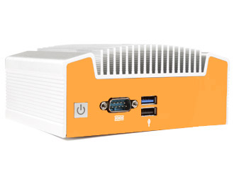 ML100G-10 Industrial Fanless NUC