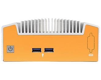 Lüfterloser NUC-PC mit Intel Dawson Canyon