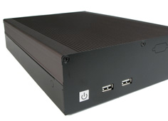 Reliable Fanless Ventless Mini-ITX Computer