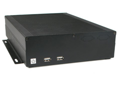 ML250 Fanless Mini-ITX Computer