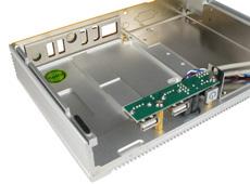 Fanless Intel NUC case met optimale koeling