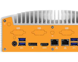 ML500G-30 Industrial Fanless Computer