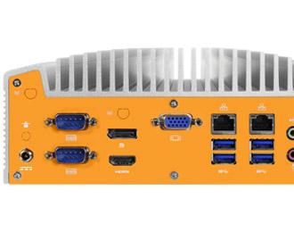 Lüfterloser Industrie-PC mit Intel 6th Gen und optional i7