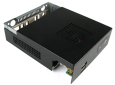 Emissions Details of the OnLogic NUC Computer Case