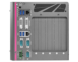 Neousys Rugged Intel 6th Gen Computer w/Optional GPU and Expansion