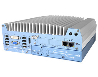 Neousys Rugged Intel Coffee Lake Fanless Computer