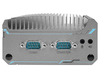 Neousys Rugged Intel Apollo Lake Fanless Computer