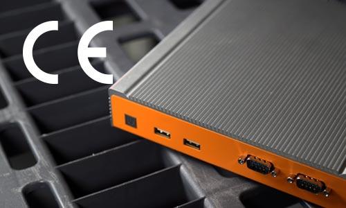 CE Emissions Testing