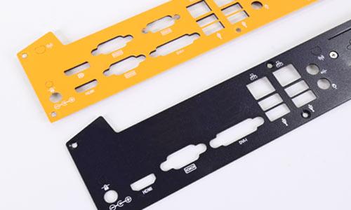 Custom Faceplate & Backplate Design