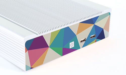 Custom Branded Computer