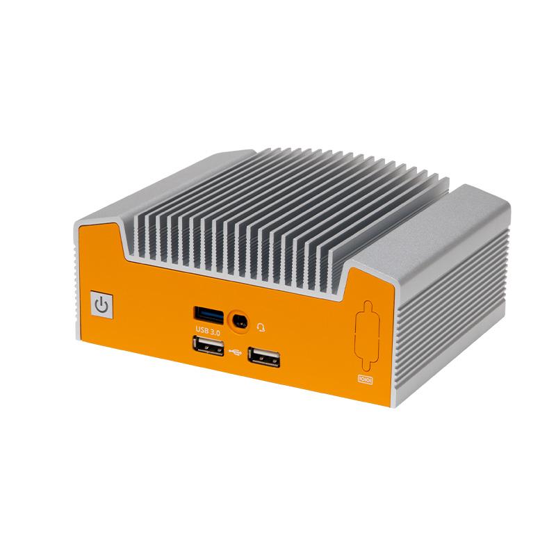 Lüfterlose Computer