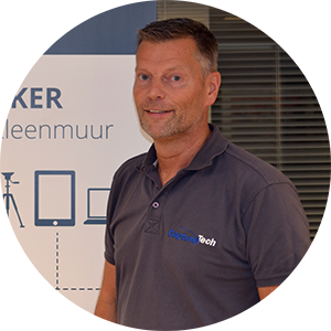 Gerben Hillebrand, Head of Engineering & Product Development bei CaptureTech