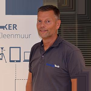 Gerben Hillebrand, Head of Engineering & Product Development bei CaptureTech