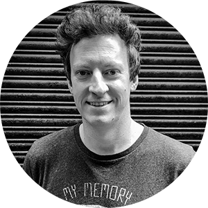 Nick Stacey, Head of Technology bei Mother