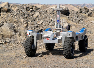 Computer For NASA K-Rex Rover