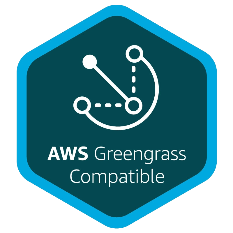 Amazon Web Services Greengrass Compatible