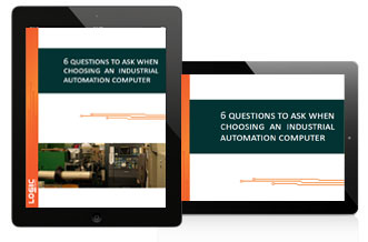 Selecting Industrial Automation Computers Whitepaper