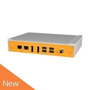 Low Profile Fanless Intel Core Vision Controller