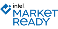 Intel Market Ready Logo