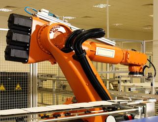 Industriële automatiseringssector