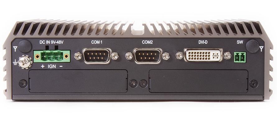 Cincoze DC-1200 Rugged Intel Apollo Lake Fanless Computer