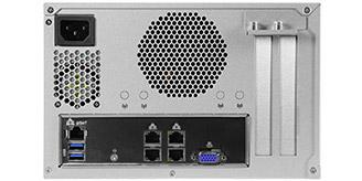 MC850-51 Kommerzieller Microserver mit Intel Xeon der 5. Gen.