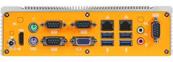 Industrial Intel Braswell Celeron Mini-ITX Computer