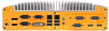 Industrial Fanless Intel Haswell Computer