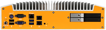 Industrial Fanless Server with Xeon